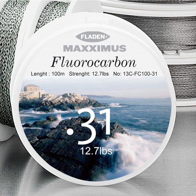 Maxximus Fluocarbon 100m