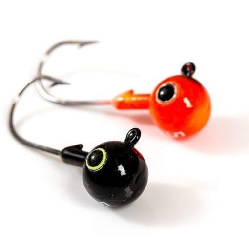 Jigghuvud black/orange