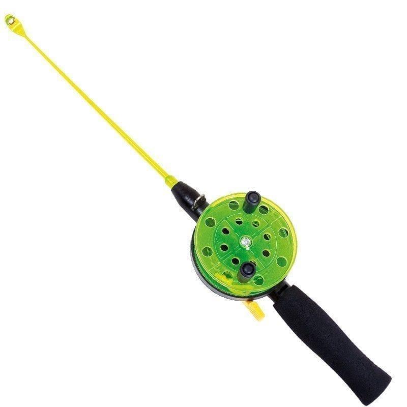 Pimpelspö 42cm soft. foamhandtag grön topp